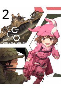 (DVD)ソードアート・オンライン オルタナティブ ガンゲイル・オンライン 2 (完全生産限定版)