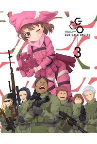 (DVD)ソードアート・オンライン オルタナティブ ガンゲイル・オンライン 3 (完全生産限定版)