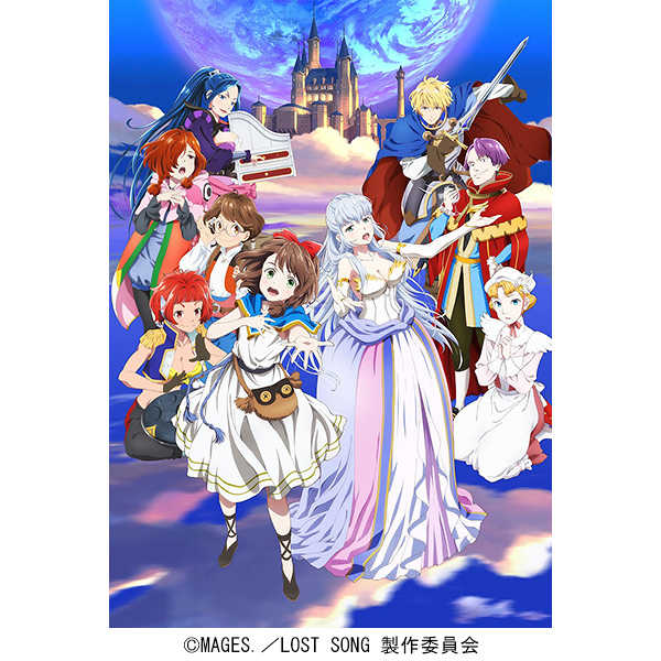 (BD)LOST SONG  Blu-ray BOX  ~Full Orchestra~