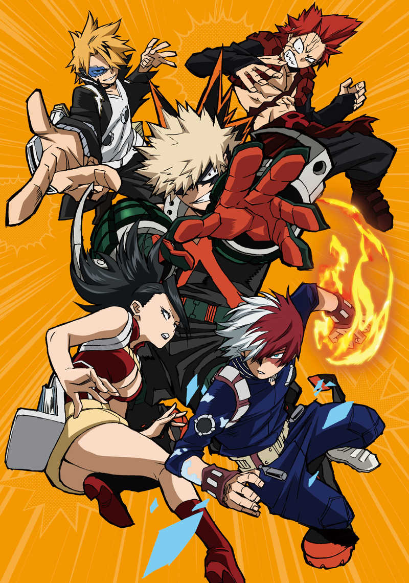 (BD)僕のヒーローアカデミア 3rd Vol.6 Blu-ray 初回生産限定版