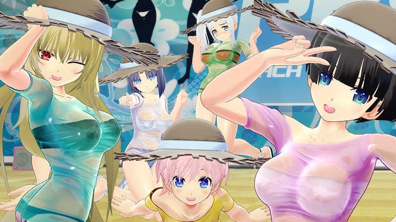 (PS4)閃乱カグラ PEACH BEACH SPLASH SUNSHINE EDITION XXX