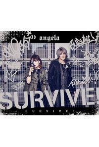 (CD)「K SEVEN STORIES」オープニングテーマ SURVIVE!(期間限定盤)/angela
