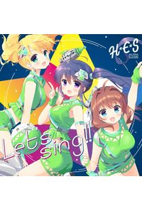 (CD)「音楽少女」キャラクターソングシリーズ Let's sing!!/H☆E☆S