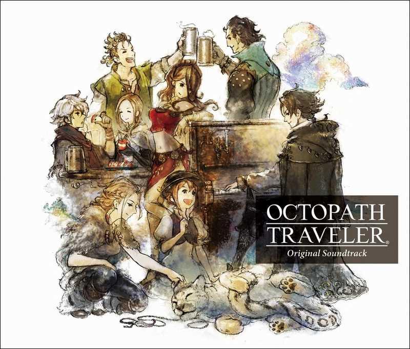 (CD)OCTOPATH TRAVELER Original Soundtrack