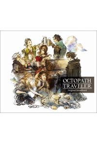 (CD)OCTOPATH TRAVELER Original Soundtrack