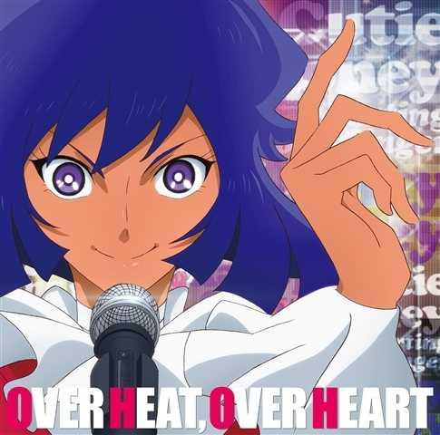 (CD)「Cutie Honey Universe」ミスティーハニーキャラクターソング OVER HEAT,OVER HEART