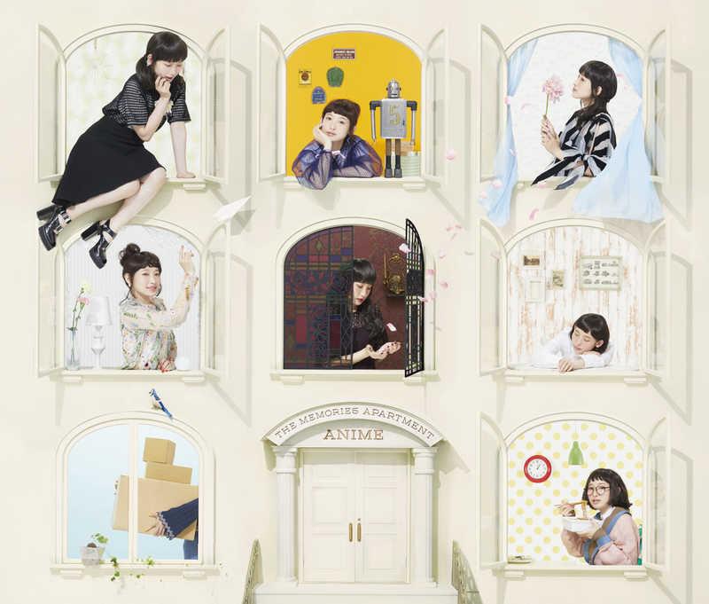 (CD)南條愛乃 ベストアルバム THE MEMORIES APARTMENT - Anime -(BD付初回限定盤)/南條愛乃