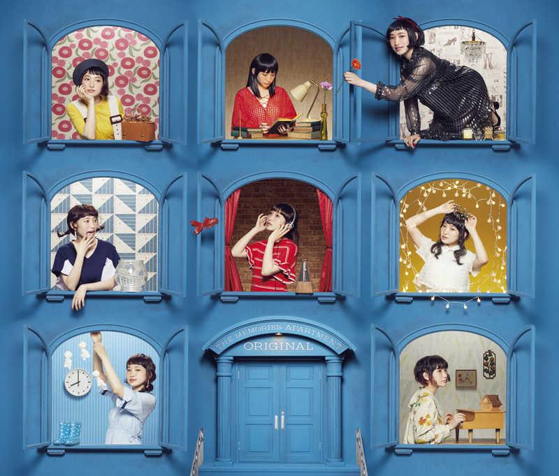 (CD)南條愛乃 ベストアルバム THE MEMORIES APARTMENT - Original -(DVD付初回限定盤)/南條愛乃