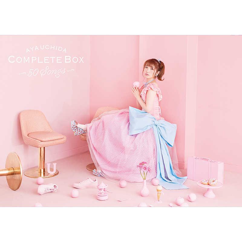 (CD)AYA UCHIDA Complete Box ~50 Songs~(初回限定盤)/内田彩