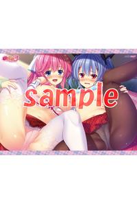 (DVD)【特典】とらのあな限定版特典:B2タペストリー((DVD)妹ぱらだいす!3 ~お兄ちゃんと5人の妹のすご~く!エッチしまくりな毎日~part.1)