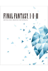 (BD)FINAL FANTASY I.II.III Original Soundtrack Revival Disc (映像付サントラ/Blu-ray Disc Music)
