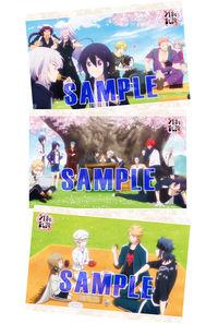 (BD)【特典】オリジナルポストカード((BD/DVD)続「刀剣乱舞-花丸-」 其の五 初回生産限定版)