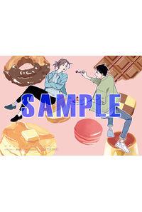 (CD)【特典】描き下ろしイラストブロマイド((CD)ドラマCD「ストレイバレットベイベー」)