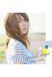 (CD)Special days(通常盤)/飯田里穂