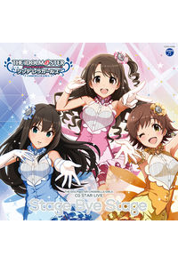 (CD)THE IDOLM@STER CINDERELLA GIRLS CG STAR LIVE Stage bye Stage