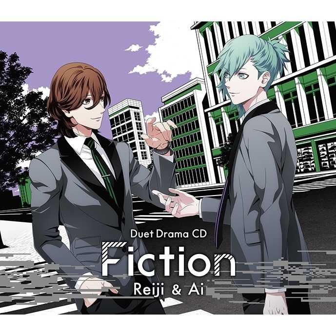 (CD)うたの☆プリンスさまっ♪ デュエットドラマCD「Fiction」 嶺二&藍 (初回限定盤)