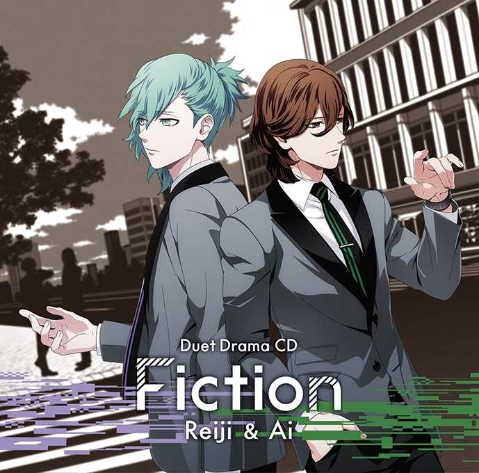 (CD)うたの☆プリンスさまっ♪ デュエットドラマCD「Fiction」 嶺二&藍 (通常盤)