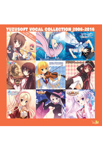 (CD)YUZUSOFT VOCAL COLLECTION 2006-2016
