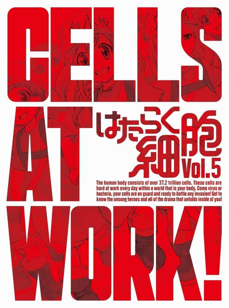 (BD)はたらく細胞 5(完全生産限定版)