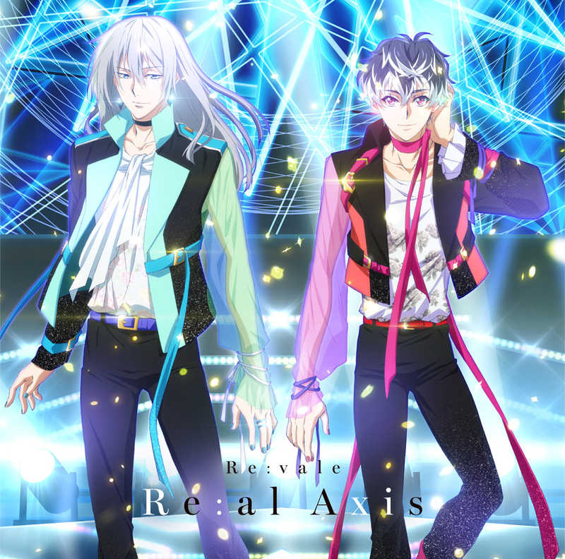 (CD)「アイドリッシュセブン」Re:vale 1st Album タイトル未定(通常盤)/Re:vale