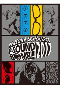 (BD)PERSONA SUPER LIVE P-SOUND BOMB !!!! 2017 ~港の犯行を目撃せよ!~ BOXセット
