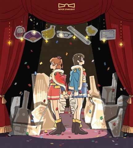 (CD)「少女☆歌劇 レヴュースタァライト」サウンドトラック