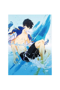 (BD)Free! -Dive to the Future- Vol.1