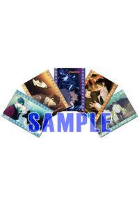 (PSVita)【特典】大判ブロマイド5種セット((PSVita)古書店街の橋姫 々)