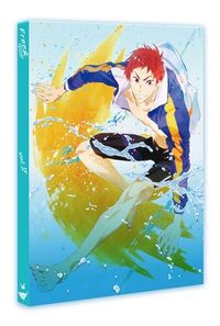 (BD)Free! -Dive to the Future- Vol.2
