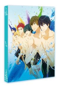(BD)Free! -Dive to the Future- Vol.6