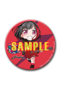 (CD)【特典】BanG Dream! ガルパ☆ピコ ver. 美竹蘭 缶バッジ((CD)「BanG Dream! ガルパ☆ピコ」テーマソング ピコっと!パピっと!!ガルパ☆ピコ!!!)