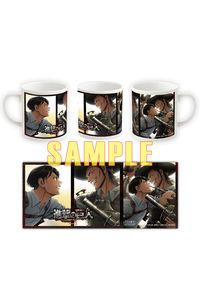 (DVD)【特典】1~4巻全巻購入特典:マグカップ((DVD)「進撃の巨人」 Season 3 (1~4)(初回限定版DVD))
