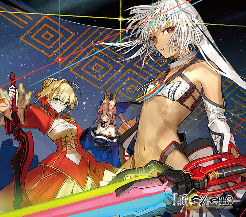 (CD)Fate/EXTELLA Original Soundtrack