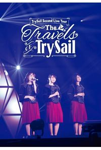 "(BD)TrySail Second Live Tour ""The Travels of TrySail""(通常盤)"