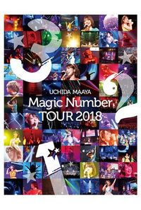 (DVD)UCHIDA MAAYA 「Magic Number」 TOUR 2018