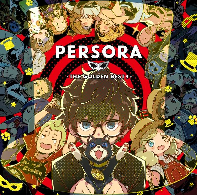 (CD)PERSORA -THE GOLDEN BEST 5-