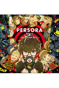 (CD)PERSORA -THE GOLDEN BEST 5-