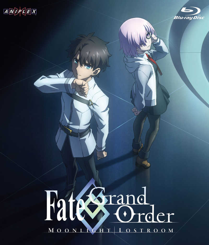 (BD)Fate/Grand Order -MOONLIGHT/LOSTROOM-