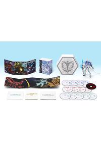 (BD)機動戦士ガンダムUC Blu-ray BOX Complete Edition (RG 1/144 ユニコーンガンダム ペルフェクティビリティ 付属版)