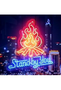 (CD)「火ノ丸相撲」オープニングテーマ収録 Stand By You EP(通常盤)/Official髭男dism