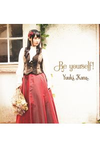 (CD)Be yourself!(初回限定盤)/優木かな