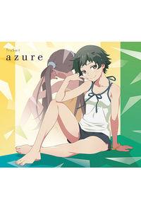 (CD)「続・終物語」エンディングテーマ azure(期間生産限定盤)/TrySail