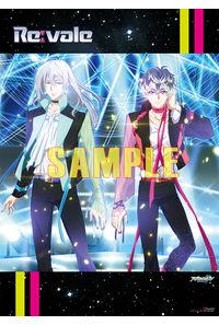 (CD)【特典】A3クリアポスター((CD)「アイドリッシュセブン」Re:al Axis(初回限定盤)/Re:vale)