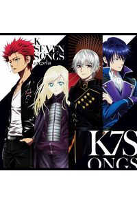 (CD)「K SEVEN STORIES」エンディングテーマ K SEVEN SONGS/angela