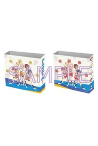 (CD)【特典】テーマソング&キャラクターソング同時購入特典:収納スリーブ((CD)「アニマエール!」キャラクターソングコレクション -Wink-Smile-)