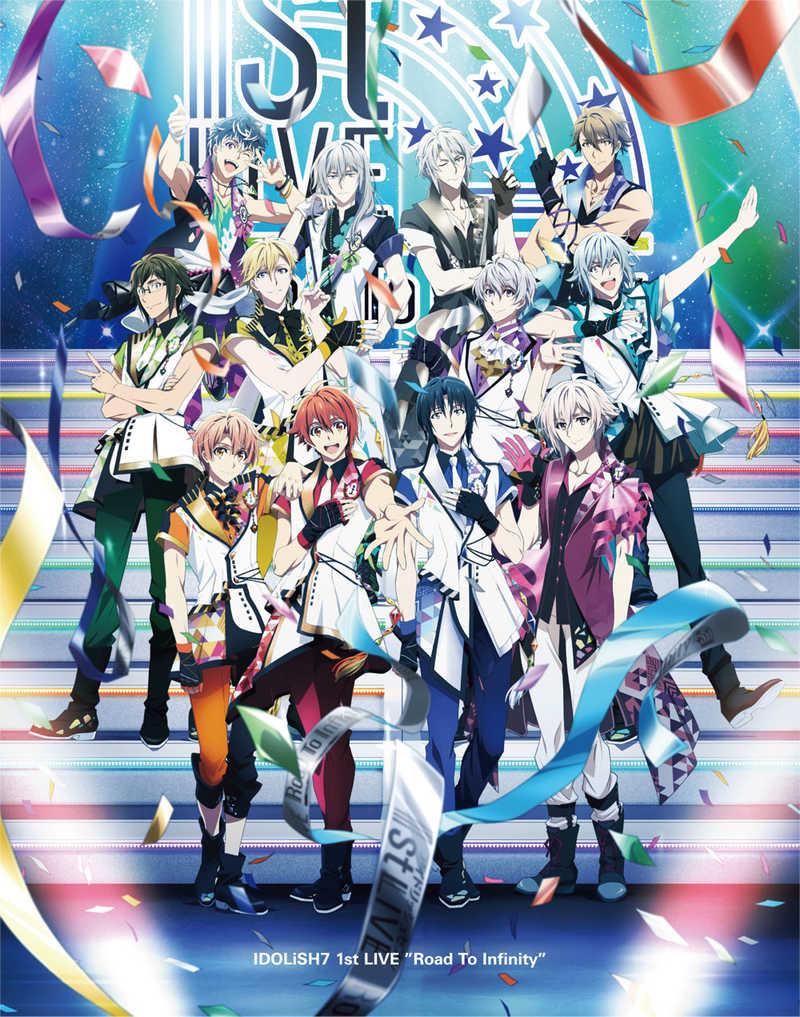 (BD)アイドリッシュセブン 1st LIVE「Road To Infinity」 Blu-ray BOX -Limited Edition- (完全生産限定)