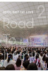 (DVD)アイドリッシュセブン 1st LIVE「Road To Infinity」 DVD Day2