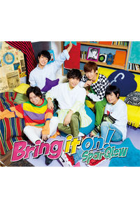 (CD)Bring it on!(豪華盤)/SparQlew