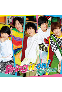 (CD)Bring it on!(通常盤)/SparQlew