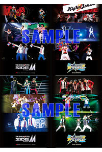(BD)【特典】A4クリアファイル2枚セット((BD)THE IDOLM@STER SideM 3rdLIVE TOUR ~GLORIOUS ST@GE!~ LIVE Blu-ray Side SENDAI)